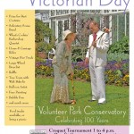 Victorian Day poster