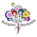 Logo for party supply company